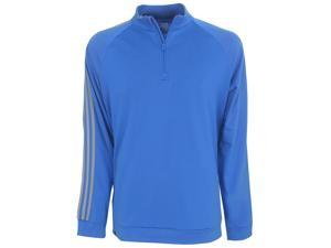 Adidas 3-Stripe Quarter-Zip Layering Top
