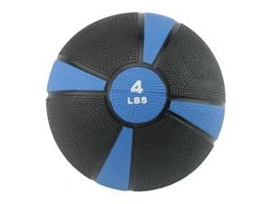 Weighted Fitness Medicine Ball Muscle Driver - 4 lbs