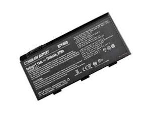 MSI BTY-M6D MS1762 Long Run Battery for GT70 Models