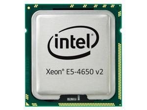 HP 734180-L21 - Intel Xeon E5-4650 v2 2.4GHz 25MB Cache 10-Core Processor
