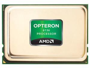 HP 583753-001 - AMD Opteron 6136 2.4GHz 12MB Cache 8-Core Processor