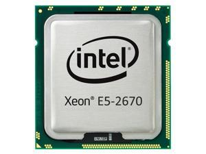 HP 662932-B21 - Intel Xeon E5-2670 2.6GHz 20MB Cache 8-Core Processor