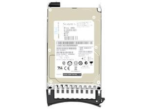 "IBM 42D0639 - 300GB 2.5"" SAS 10K 6Gb/s Slim-HS Hard Drive"