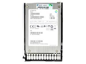"653963-001 - HP 400GB 2.5"" SAS 6Gb/s SC Enterprise Mainstream MLC Solid State Drive"