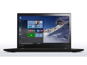 "Lenovo Thinkpad T460s Business-Class Ultrabook 20FAS2WE00 (14"" FHD Display, i5-6300U 2.4GHz, 8GB RAM, 256GB SSD, Fingerprint Reader, Webcam, Windows 7 Pro 64)"