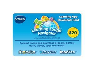 VTech Learning Application $20 Download Card