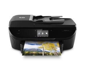 Refurbished: HP Envy 7640 All-in-One Color Photo Printer