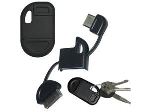 Hype Data Sync USB 2.0 Cable and Keychain
