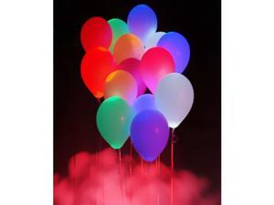 2 Pack: 5 LED Light Up Balloons – LED Light Lasts Over 48 Hours