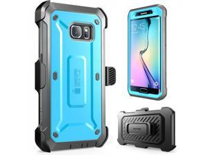 Supcase SUP-S6EBL Galaxy S6 Edge Unicorn Beetle Pro Rugged Holster Case