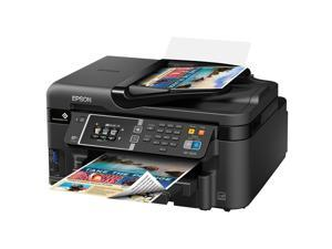 Epson WorkForce WF-3620 (C11CD19201) Duplex up to 4800 x 1200 optimized dpi wireless 4-in-One Printer