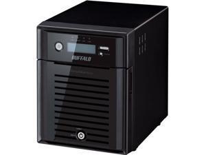 BUFFALO TeraStation 5400 4-Drive 8 TB Desktop NAS for Small/Medium Business SMB (TS5400DN0804) - 4 x 2 TB NAS HDD - Dual Core Processor - iSCSI - File Sharing - WebAccess - Hot Swap/Hot Spare Hard Dri