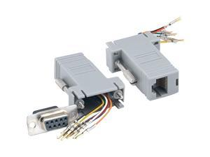 Comprehensive Cable RJ45-DB9-CISCO Cisco Console Management Cable Rj45 Male To Db9 Female