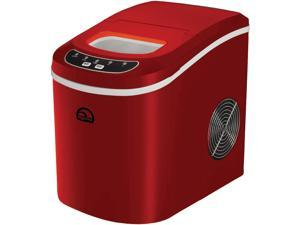 Igloo Compact Ice Maker – Color Red