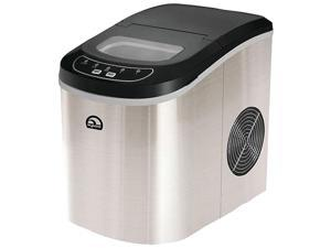 Igloo Compact Ice Maker- Chrome