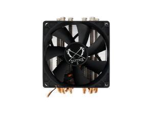 Scythe Samurai ZZ Rev.B CPU Cooler for LGA 2011/1366/1156/1155/775 & Socket FM2/FM1/AM3+/AM3/AM2+/AM2/940/939/754