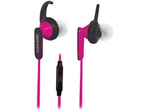 ECKO EKU-NYT-PK Nytro Sport Earbuds with Microphone (Pink)