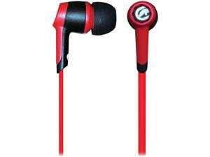 ECKO UNLIMITED EKU-HYP-RD Hype Earbuds with Microphone (Red)