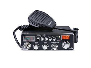 UNIDEN 50TH ANNIVERSARY LIMITED EDITION 40 CHANNEL DELUXE CB RADIO WITH RF & MIC GAIN, HI-CUT FILTER