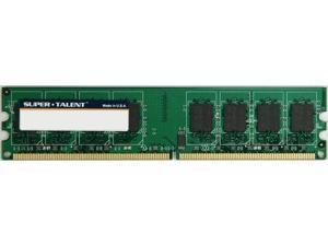 Super Talent DDR2-800 2GB/128x8 Samsung Chip Memory T800UB2GSA