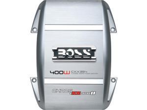 BOSS AUDIO-CAR AUDIO/VIDEO CXX354 CHAOS POWER AMP 400W 2-CHANNEL
