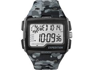 TIMEX EXPEDITION GRID SHOCK CAT CAMO GRAY