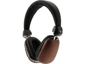 iLive Platinum IAHP46BZ Bluetooth(R) Headphones with Auxiliary Input (Bronze)