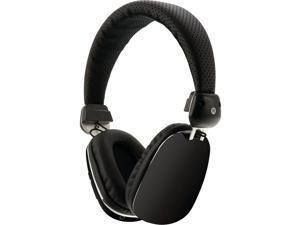 iLive Platinum IAHP46B Bluetooth(R) Headphones with Auxiliary Input (Black)