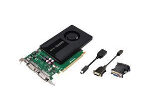 PNY VCQK2000D-PB NVIDIA Quadro 2000D 1GB Video Card