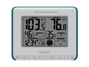 LA CROSSE TECHNOLOGIES 308-1711BL WRLSS WEATHER STATION