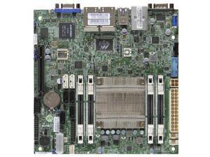 Supermicro A1SRI-2558F-O Intel Atom C2558/ DDR3/ SATA3&USB3.0/ V&4GbE/ Mini-ITX Motherboard & CPU Co