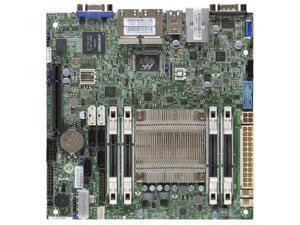 Supermicro A1SRI-2558F-B Intel Atom C2558/ DDR3/ SATA3USB3.0/ V&4GbE/ Mini-ITX Motherboard & CPU Com