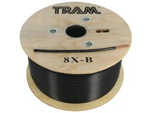 Tram 8x-B Rg8x 500ft Roll Tramflex Coaxial Cable  11.90in. x 11.90in. x 6.25in.