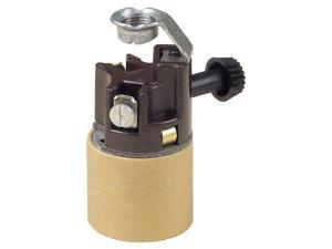 Leviton 9805-A Removable One Leg Hickey Medium Base Candle Light Socket