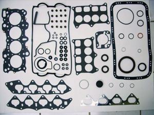 92-93 Acura Integra 1.7L GS-R B16A2/B16A3 1.6L 1595cc/B17A1 1.7L/B18C1/B18C5 1.8L 1797cc L4 16V DOHC Engine Full Gasket Replacement Kit Set FelPro: HS9274PT/CS9274
