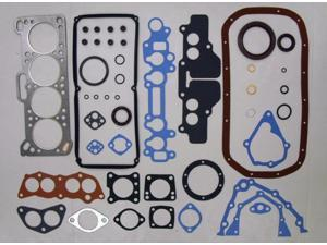 90-92 Hyundai Scoupe 4G15/G4DJ 1.5L 1468cc L4 8V SOHC Engine Full Gasket Replacement Kit Set FelPro: HS9352PT-1/CS8767-1