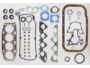 93-96 Mitsubishi Mirage 4G93 1.8L 1834cc/4G37 1.8L 1755cc L4 16V SOHC Engine Full Gasket Replacement Kit Set FelPro: HS9887PT/CS9887