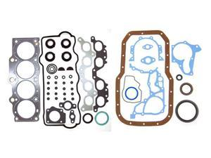 92-95 Toyota Camry 5SFE 2.2L 2164cc L4 16V DOHC Engine Full Gasket Replacement Kit Set FelPro: HS9861PT CS9861
