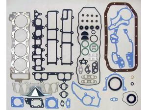 85-95 Toyota Pickup 22RE/22REC 2.4L 2366cc L4 8V SOHC Engine Full Gasket Replacement Kit Set FelPro: HS8807PT-2/CS8807-1