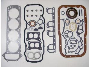 83-86 Nissan 720 Pickup Z24 2.4L 2389cc L4 8V SOHC Engine Full Gasket Replacement Kit Set FelPro: HS9210PT-1/CS9210