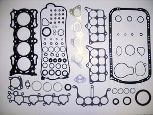 90-93 Honda Accord DX/LX F22A1/F22A4/F22A6 2.2L 2156cc L4 16V SOHC Engine Full Gasket Replacement Kit Set FelPro: HS9851PT/CS9851