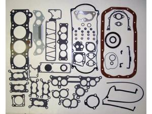 83-87 Mazda 626 FE 2.0L/FE Turbo 1998cc L4 8V SOHC Engine Full Gasket Replacement Kit Set FelPro: HS9422PT-1/CS9139