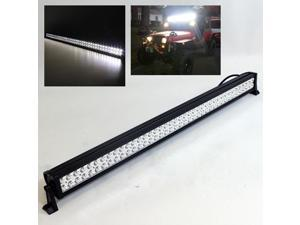 "41.5"" 240W 80 High Power LED Spot/Flood Off Road Roof Light Bar Fog/Work/Driving Lamp"