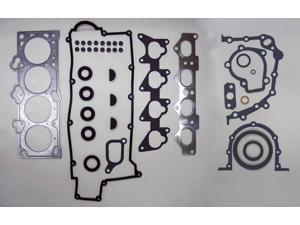 96-01 Hyundai Elantra G4GM 1.8L 1836cc/G4GF 2.0L 1997cc L4 16V DOHC Engine Full Gasket Replacement Kit Set FelPro: HS26180PT/CS26180
