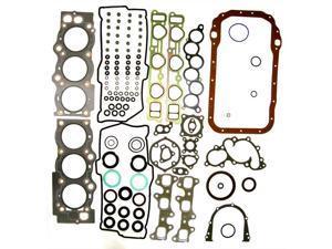 92-93 Lexus ES300 3VZFE 3.0L 2959cc V6 24V DOHC Engine Full Gasket Replacement Kit Set FelPro: HS9904PT/CS9904