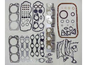 90-92 Chrysler Ram 50 6G72/G6AT 3.0L 2972cc V6 12V SOHC Engine Full Gasket Replacement Kit Set FelPro: HS8112PT-1/CS9112