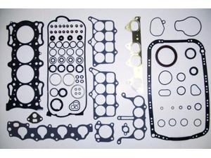 94-97 Honda Accord EX F22B2/F22B6 2.2L 2156cc L4 16V SOHC Engine Full Gasket Replacement Kit Set FelPro: HS9958PT CS9851