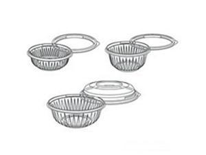 16 OZ Presenta Plastic Round Salad Bowls 504 CT