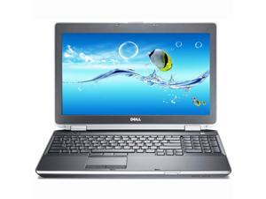 """Dell Latitude E6530 Intel i7 Quad Core 2600 MHz 240Gig HDD 8192MB DVD ROM 15.0"""" WideScreen LCD Windows 10 Professional 64 Bit Laptop Notebook"""