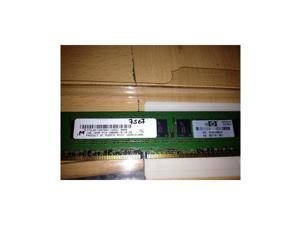 HP 501539-001 1Gb 1 X 1Gb 1333Mhz Pc310600 Cl9 Single Rank Ecc Unbuffered Ddr3 Sdram Dimm Genuine